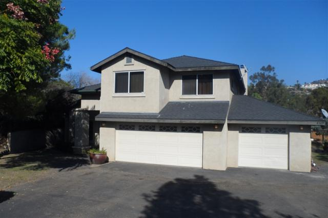 4369 Woodland Drive, La Mesa, CA 91941 (#180062948) :: Whissel Realty