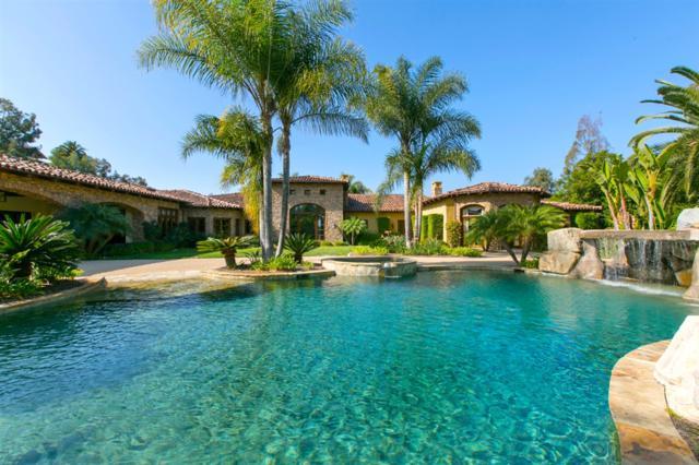 6064 Avenida Cuatro Vientos, Rancho Santa Fe, CA 92067 (#180062994) :: Neuman & Neuman Real Estate Inc.
