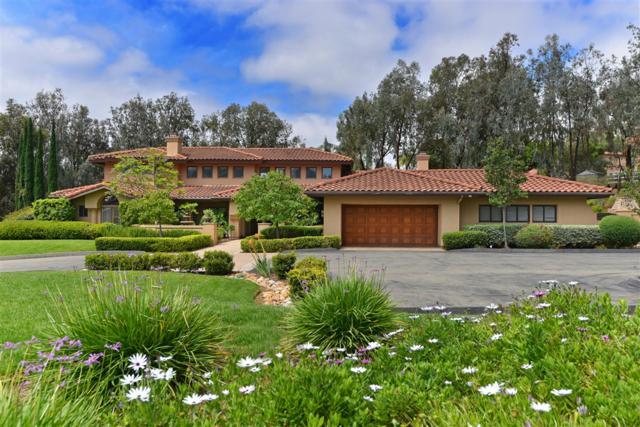 3436 Western Springs, Encinitas, CA 92024 (#180063010) :: Coldwell Banker Residential Brokerage