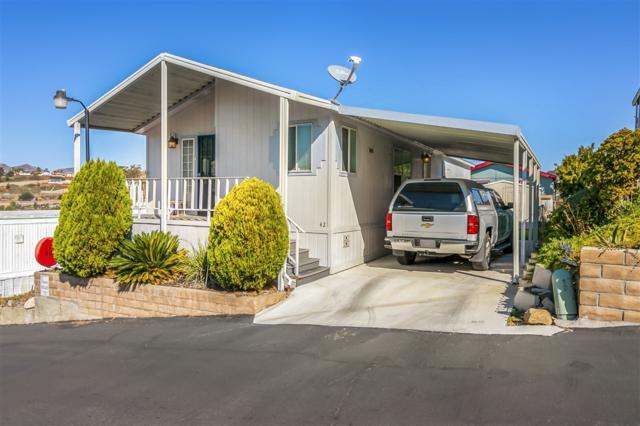 14291 Rios Canyon Rd #42, El Cajon, CA 92021 (#180063014) :: Heller The Home Seller