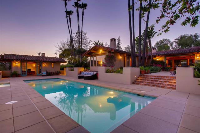 5138 San Elijo, Rancho Santa Fe, CA 92067 (#180063025) :: Heller The Home Seller