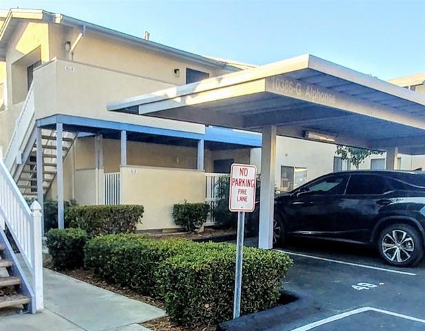 10386 Alphonse Street G4, Santee, CA 92071 (#180063053) :: Pugh | Tomasi & Associates
