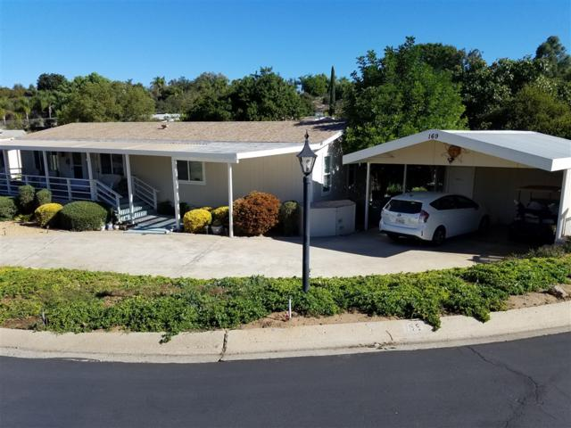 18218 Paradise Mountain Rd Space 169, Valley Center, CA 92082 (#180063054) :: Ascent Real Estate, Inc.