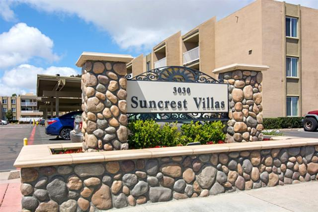 3030 Suncrest Dr #205, San Diego, CA 92116 (#180063157) :: PacifiCal Realty Group