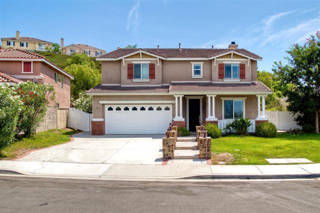 703 Via De Plata, San Marcos, CA 92069 (#180063328) :: eXp Realty of California Inc.