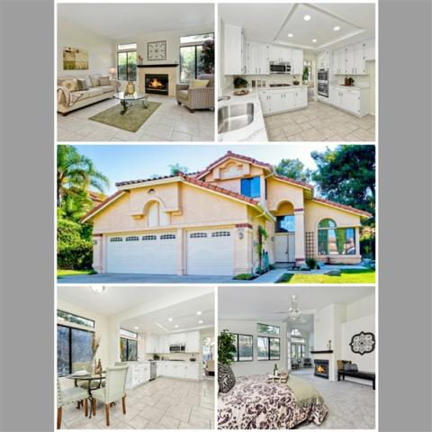1852 Skyhill Pl, Escondido, CA 92026 (#180063416) :: The Yarbrough Group