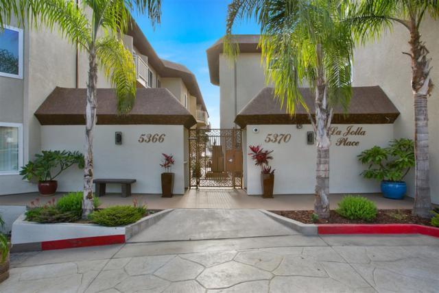 5370 La Jolla Blvd #203, La Jolla, CA 92037 (#180063607) :: Keller Williams - Triolo Realty Group