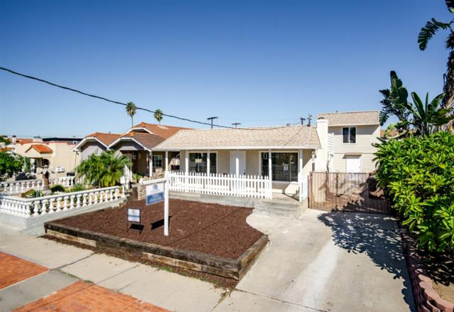 3438-3440 Monroe Ave, San Diego, CA 92116 (#180063678) :: KRC Realty Services