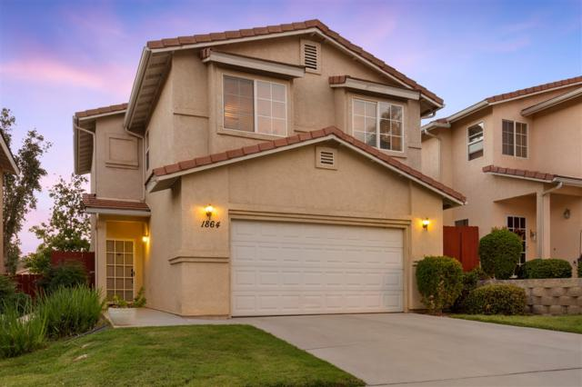 1864 Mcdougal Ter, El Cajon, CA 92021 (#180063685) :: The Yarbrough Group