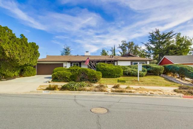 1481 Country Crest Drive, El Cajon, CA 92021 (#180063853) :: Steele Canyon Realty
