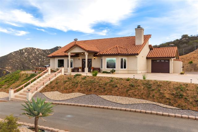 12608 Wildcat Canyon Rd, Lakeside, CA 92040 (#180063862) :: Steele Canyon Realty