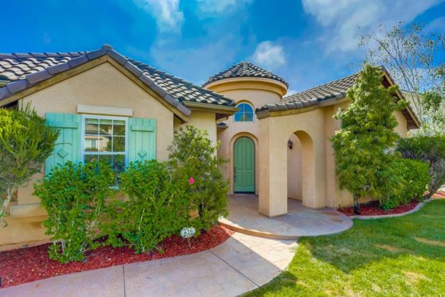 626 Braemar Ter, Fallbrook, CA 92028 (#180064061) :: The Yarbrough Group