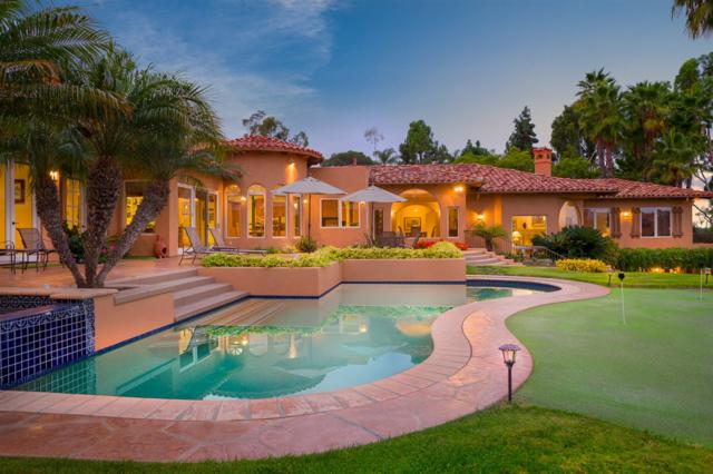 8192 Saint Andrews Rd, Rancho Santa Fe, CA 92067 (#180064175) :: The Yarbrough Group