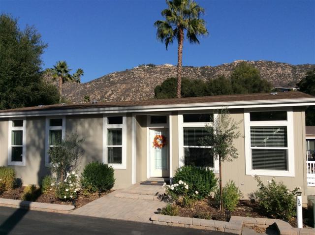 8975 Lawrence Welk Drive #15, Escondido, CA 92026 (#180064240) :: Keller Williams - Triolo Realty Group
