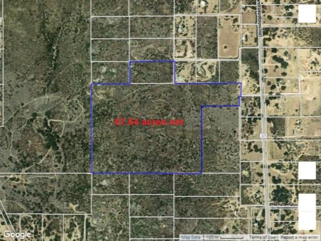 67.94 acres Buckman Springs Rd A, Campo, CA 91906 (#180064337) :: The Yarbrough Group