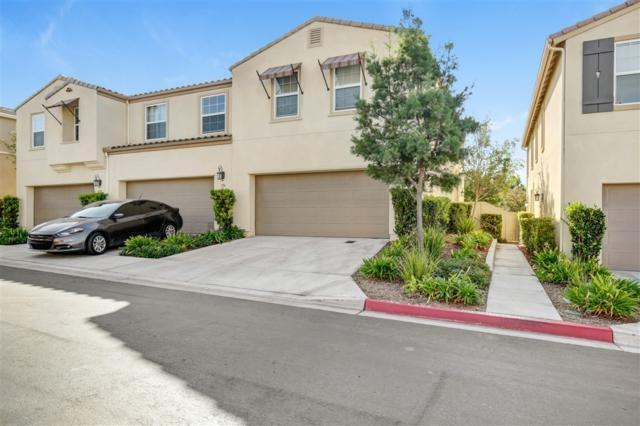 1356 Caminito Veranza #2, Chula Vista, CA 91915 (#180064401) :: Allison James Estates and Homes