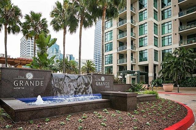 1199 Pacific Hwy #2303, San Diego, CA 92101 (#180064592) :: Beachside Realty