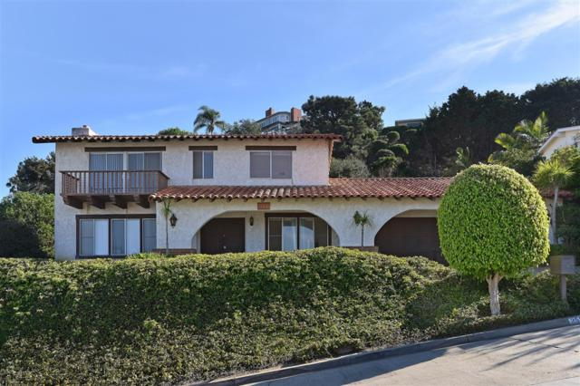 2531 Via Viesta, La Jolla, CA 92037 (#180064763) :: Farland Realty