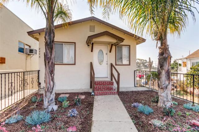 2771 Logan Ave, San Diego, CA 92113 (#180064877) :: Keller Williams - Triolo Realty Group