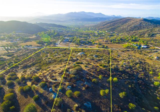 82 acres Vista Ramona Rd. #2, Ramona, CA 92065 (#180065076) :: Farland Realty