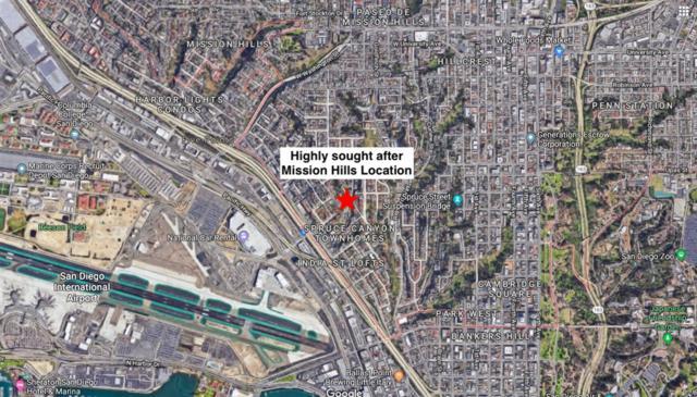 Horton 1,2,3, San Diego, CA 92103 (#180065183) :: The Houston Team   Compass
