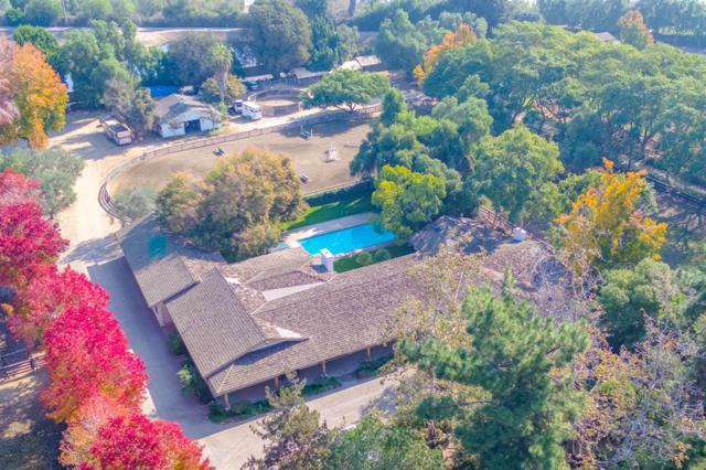 16215 Via De Santa Fe, Rancho Santa Fe, CA 92067 (#180065220) :: Keller Williams - Triolo Realty Group