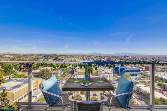 1080 Park Blvd #1906, San Diego, CA 92101 (#180065361) :: Farland Realty