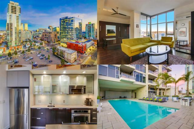575 6Th Ave #1203, San Diego, CA 92101 (#180065418) :: The Yarbrough Group