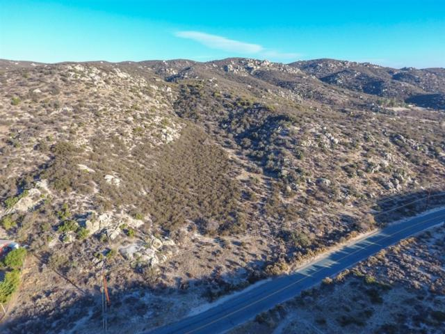 36.79 acre La Posta Rd #0, Campo, CA 91906 (#180065451) :: Welcome to San Diego Real Estate