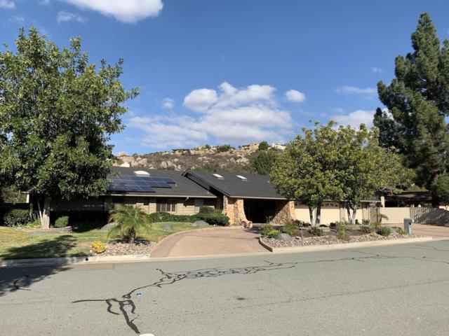 2018 Hidden Crest Drive, El Cajon, CA 92019 (#180065623) :: Keller Williams - Triolo Realty Group