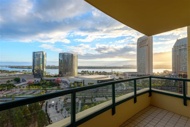 555 Front St #1603, San Diego, CA 92101 (#180065657) :: Keller Williams - Triolo Realty Group