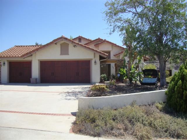 11831 Calle Trucksess, El Cajon, CA 92019 (#180065920) :: Keller Williams - Triolo Realty Group
