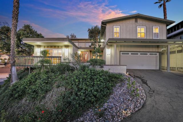 4218 Highland Glen Way, La Mesa, CA 91941 (#180066144) :: The Yarbrough Group