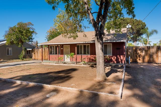 1180 Redwood Ave, El Cajon, CA 92019 (#180066168) :: Keller Williams - Triolo Realty Group