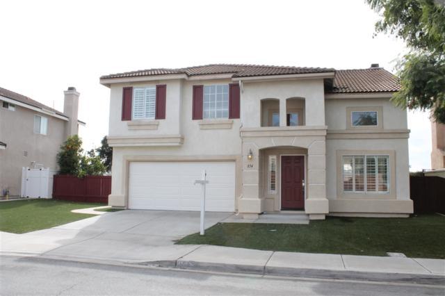 854 Camino Del Sol, Chula Vista, CA 91910 (#180066201) :: Neuman & Neuman Real Estate Inc.