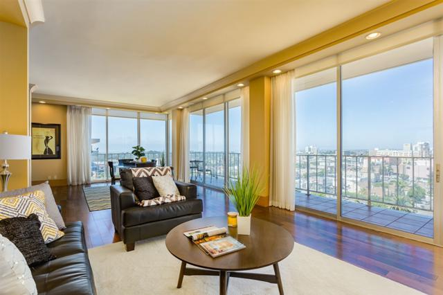 3635 7th Avenue 15H, San Diego, CA 92103 (#180066454) :: The Yarbrough Group