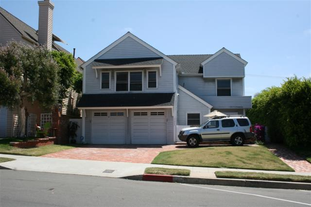 7625 Draper Ave B, La Jolla, CA 92037 (#180066486) :: Neuman & Neuman Real Estate Inc.
