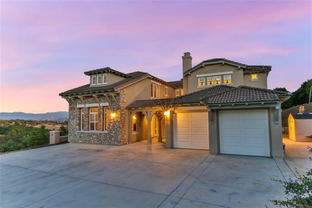 5006 Hill Ranch Drive, Fallbrook, CA 92028 (#180066527) :: The Yarbrough Group