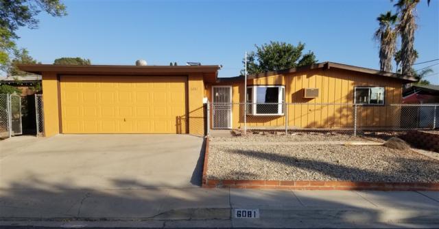 6081 Nancy Dr, La Mesa, CA 91942 (#180066665) :: Neuman & Neuman Real Estate Inc.