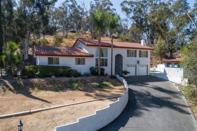 11610 Johnson Lake Road, Lakeside, CA 92040 (#180066899) :: Neuman & Neuman Real Estate Inc.