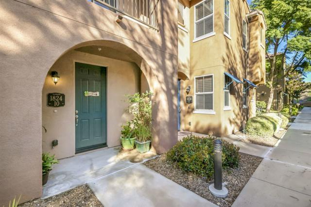 1824 Peach Ct #10, Chula Vista, CA 91913 (#180066958) :: Keller Williams - Triolo Realty Group