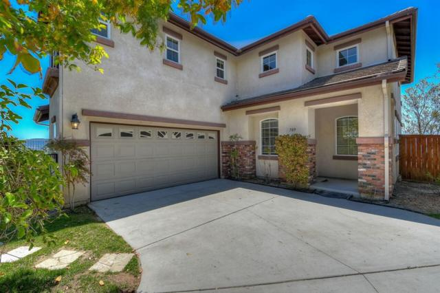 709 Casita Ln, San Marcos, CA 92069 (#180067012) :: The Yarbrough Group