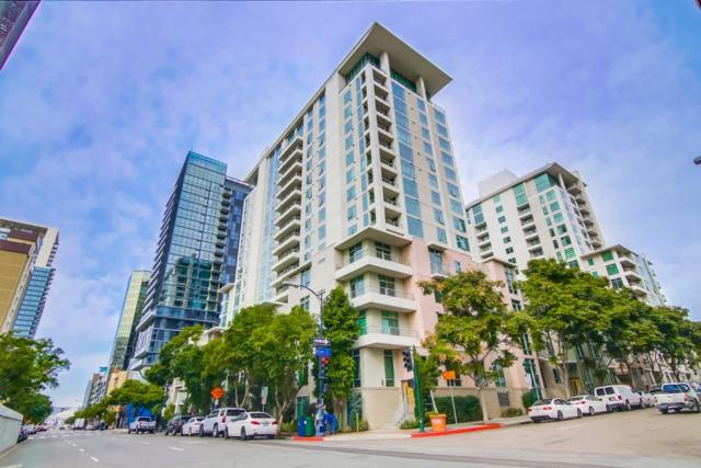 425 W Beech #526, San Diego, CA 92101 (#180067051) :: The Yarbrough Group