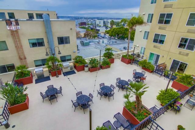 1970 Columbia St #418, San Diego, CA 92101 (#180067105) :: The Yarbrough Group