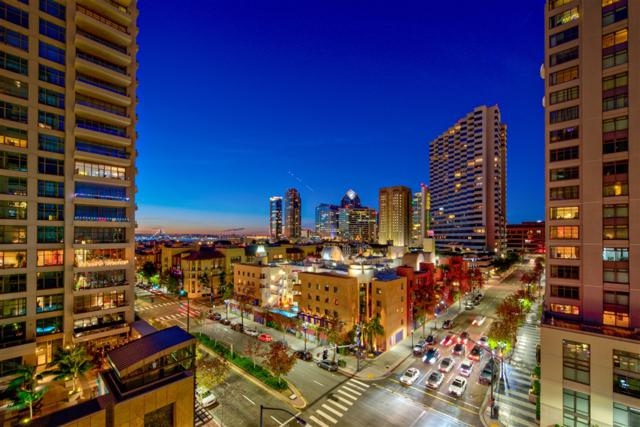 555 Front St #805, San Diego, CA 92101 (#180067205) :: Coldwell Banker Residential Brokerage