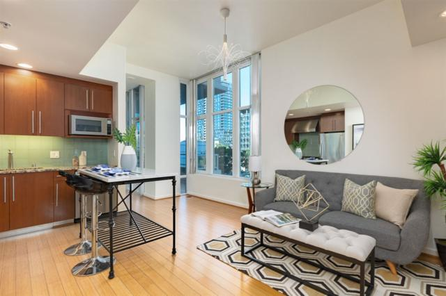 1262 Kettner Blvd #504, San Diego, CA 92101 (#180067252) :: Neuman & Neuman Real Estate Inc.
