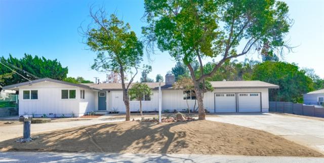 1245 Peerless Dr., El Cajon, CA 92021 (#180067302) :: Coldwell Banker Residential Brokerage
