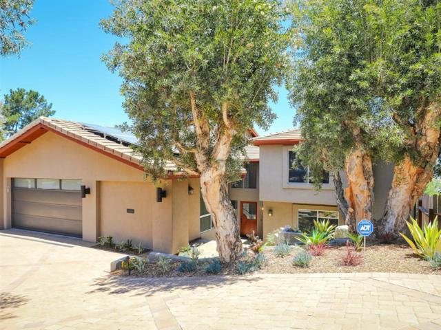 6429 Ridge Manor, San Diego, CA 92120 (#180067303) :: Whissel Realty