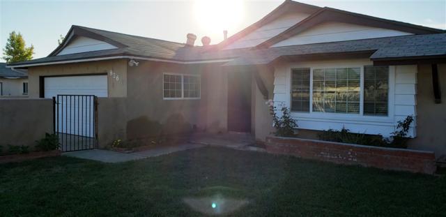 826 N 1st St., El Cajon, CA 92021 (#180067320) :: Bob Kelly Team