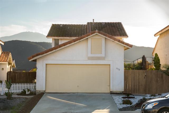 1712 Wingfoot Pl, El Cajon, CA 92019 (#180067411) :: Keller Williams - Triolo Realty Group